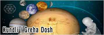 Kundli Dosh Greh Dosh Removal Solutions expert services in ludhiana punjab india